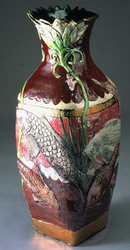 More Vases As An Art Form In Clay Sculpture